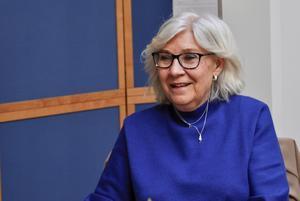"""""""Ett starkt startfält"""", så summerar Anebymoderaternas ordförande Wanja Dolck kandidaterna på fullmöktigelistan."""