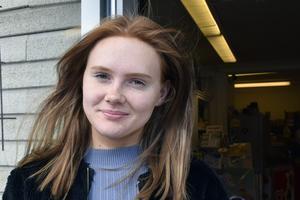 Ida Johansson 17. studerande