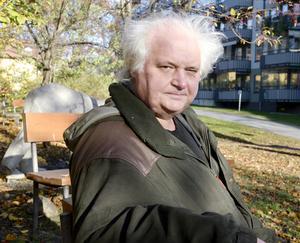 Göran Greider, allestädes närvarande? Foto: Bertil Ericson /TT