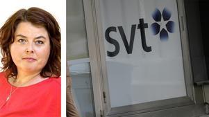 Martha Wicklund (V) skriver om behovet av flera oberoende granskande medier. /FOTO: Fredrik Sandberg / TT
