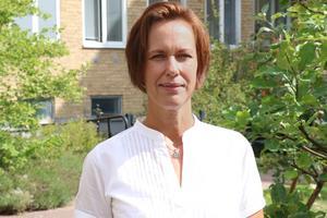 Karin Sund, (S), ordförande i hälso- och sjukvårdsnämnden vid Region Örebro län.