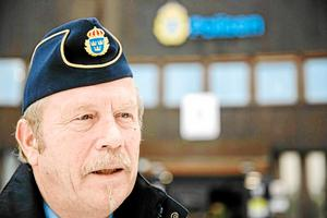Stefan Dangardt, polisens pressinformatör i Dalarna.