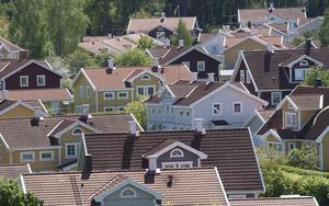 Villaägarnas riksförbund oroas över förslag som skulle innebära att fastighetsavgiften kraftigt höjs. Foto: Fredrik Sandberg/TT