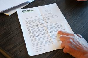 Helsingenet har sagt upp sina kunder eftersom Telia kommer att ta bort det fasta nätet.