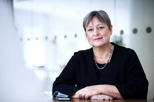 Inga-Kari Fryklund, Förbundsdirektör på Almega.