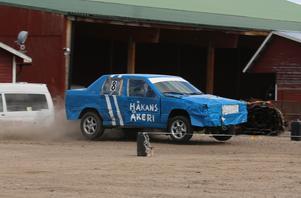 Standardbilar, rallycrossbilar, rallybilar och folkracebilar gjorde upp sinsemellan.