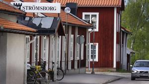 Strömsborg i Arboga. Foto: Lennart Ljung