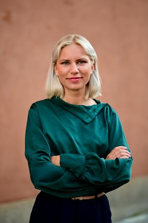 Frida Gommel Rättspolitisk talesperson, Liberala studenter