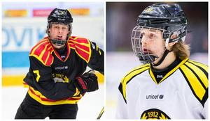 Adam Boqvist och Marcus Westfält vann brons i U18-VM.