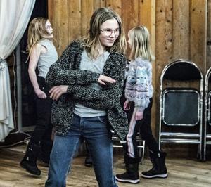 Dansstopp är kul, tycker Lilja, Ankerstål.