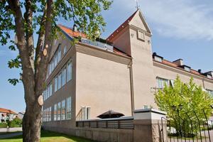 En lägenhet i före detta Korsängsskolan är vecka 33:s mest klickade.Foto: Länsförsäkringar Fastighetsförmedling