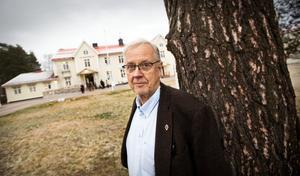 Staffan Laestadius har skrivit två böcker om klimat,
