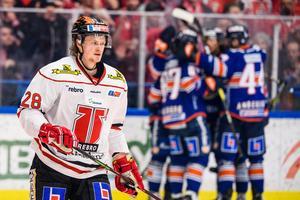 Linus Arnessons Örebro orkade inte hela vägen mot Växjö. Bild: Jonas Ljungdahl/Bildbyrån