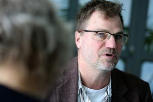 Oppositionsrådet Jonas Lennerthson (S).