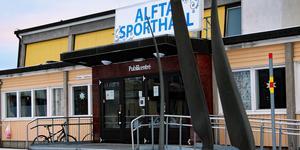 Alfta sporthall räcker inte till för ökade krav och behov.