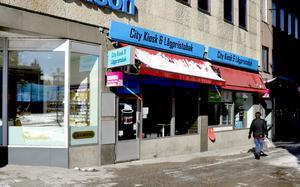 Kiosken som ligger på Torggatan har gått i konkurs.