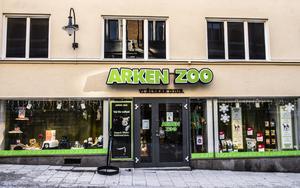 Arken Zoo stängde i Stenstan den 14 april.