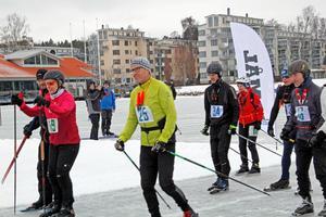 Starten gick vid Öster Mälarstrand.