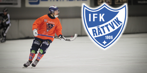 Oskar Lundgren ska försöka hitta fäste igen i Rättviks tröja. Foto: Andreas Tagg.