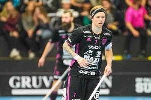 Rasmus Enström och IBF Falun är på god väg mot SM-finalen i Globen.