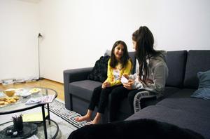 Aishah berättar om sin framtid i Sverige.