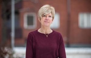 Carina Johansson, chef för omsorgsförvaltningen i Avesta.