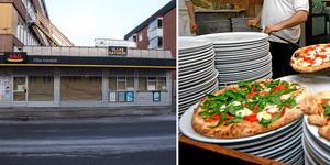 Klassiska Ullas gatukök får ett nytt ben att stå på –pizza. Arkivfoto