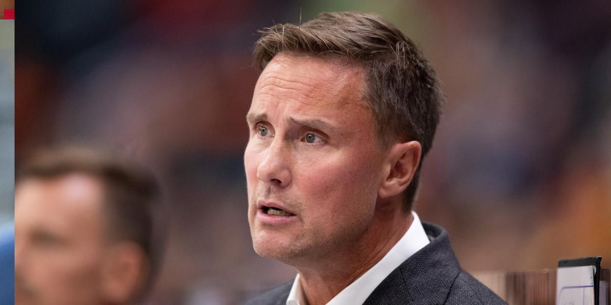 Brynäs drömstart fick de regerande mästarnas fans att gå hem – nu svarar Frölundas tränare: