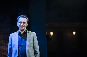 Ikväll och imorgon fyller Björn Skifs Fjällräven Center med showen