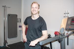 Måns Sjögreen, Fysioterapeut.