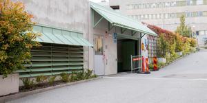 P-garaget är nu öppet igen.