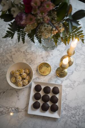 De lite nyttigare bollarna och de söta biskvierna har en sak gemensamt: saffran.