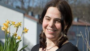 Susanne Pontvik, 50 år, den 20 april.