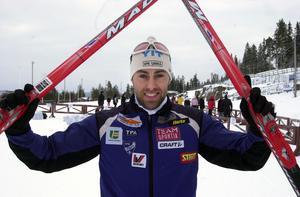 Jörgen Brink har vunnit Järnforan. Foto: Jonny Dahlgren/arkiv