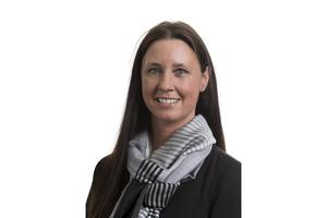 Rebecca Frylmark-Berg, regionchef på Attendo. Foto: Attendo