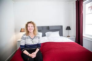 Under renoveringen iordningställdes ett 30-tal rum och ett par lägenheter, men nu säljer ägaren Victoria McDonald Nordsjögården.