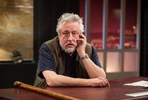 Leif GW Persson. Foto: Fredrik Sandberg/TT