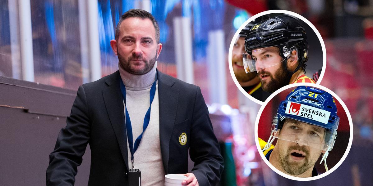 """Campese om starten på Brynäs insamling – och kritiken på sociala medier: """"Vi har inga aktieägare att gå till"""""""