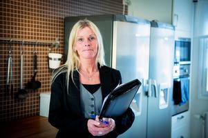 Mari Quistberg, mäklare på Länsförsäkringar Fastighetsförmedling, menar att priserna tidigare varit låga på bostadsrätter i Avesta.