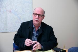 Avgående Benny Rosengren är nöjd med hur föreningen i Västerbergslagen utvecklats under hans ordförandeår.