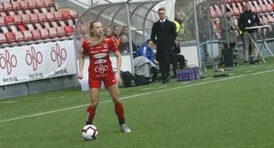 Kayla Braffet spelar nästa säsong i Umeå IK.