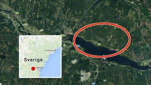 Kartan visar ungefärlig position.