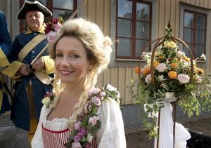 Hanna Eklöf, programintendent på Västergötlands museum