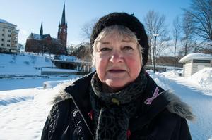 Ingrid Nelson, 70+, pensionär, Sundsvall.