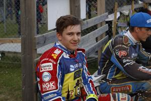 Robert Lambert blir årets utropstecken enligt Rospiggarnas lagledare Mikael Teurnberg.
