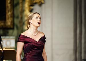 Husáhr sjöng Richard Strauss Morgen och Cäcilile.