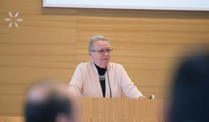 Anne-Marie Larsson (M).