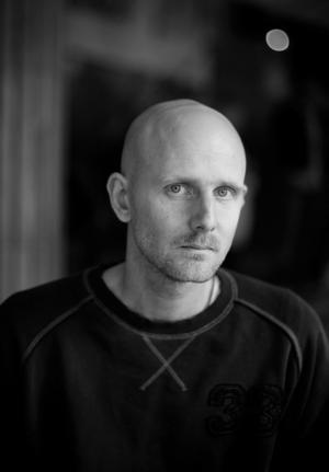 David Wiberg. Bild: Patrik Lundin.