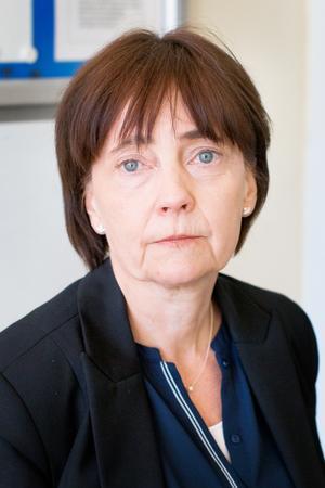 Åklagare Birgitta Fernlund är förtegen om mordutredningen.