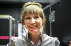 Anna Pareto, mångårig medarbetare på Folkteatern Gävleborg. Nu begår hon regidebut med Kafkas Förvandlingen.